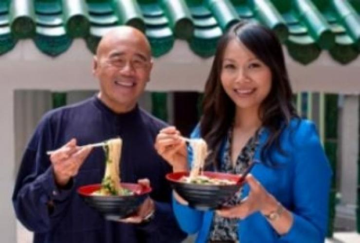 Exploring China: A Culinary Adventure next episode air date poster