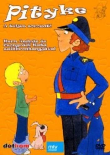 Pityke őrmester next episode air date poster
