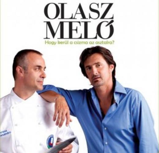 Olasz meló next episode air date poster