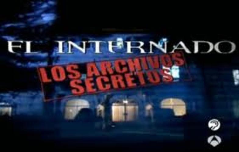 Los archivos secretos de El Internado next episode air date poster