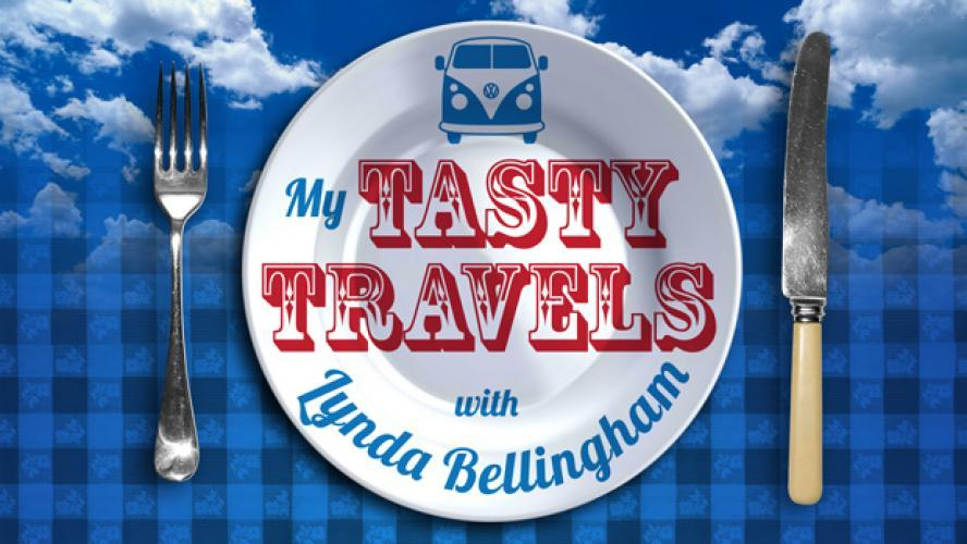 Tasty Travels with Lynda Bellingham next episode air date poster