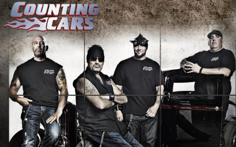 Counting Cars next episode air date poster
