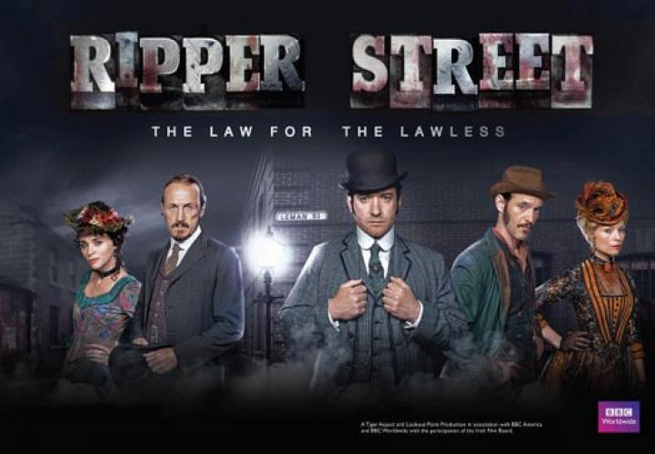 Ripper Street next episode air date poster