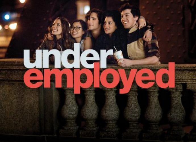 Underemployed next episode air date poster