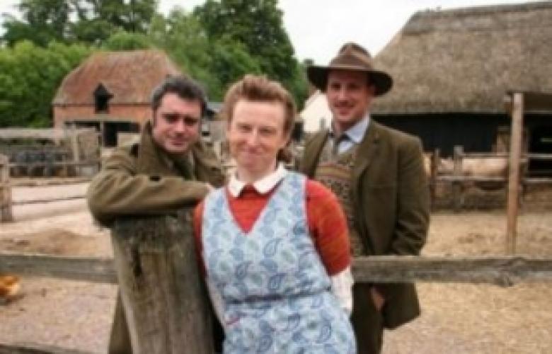 Wartime Farm next episode air date poster
