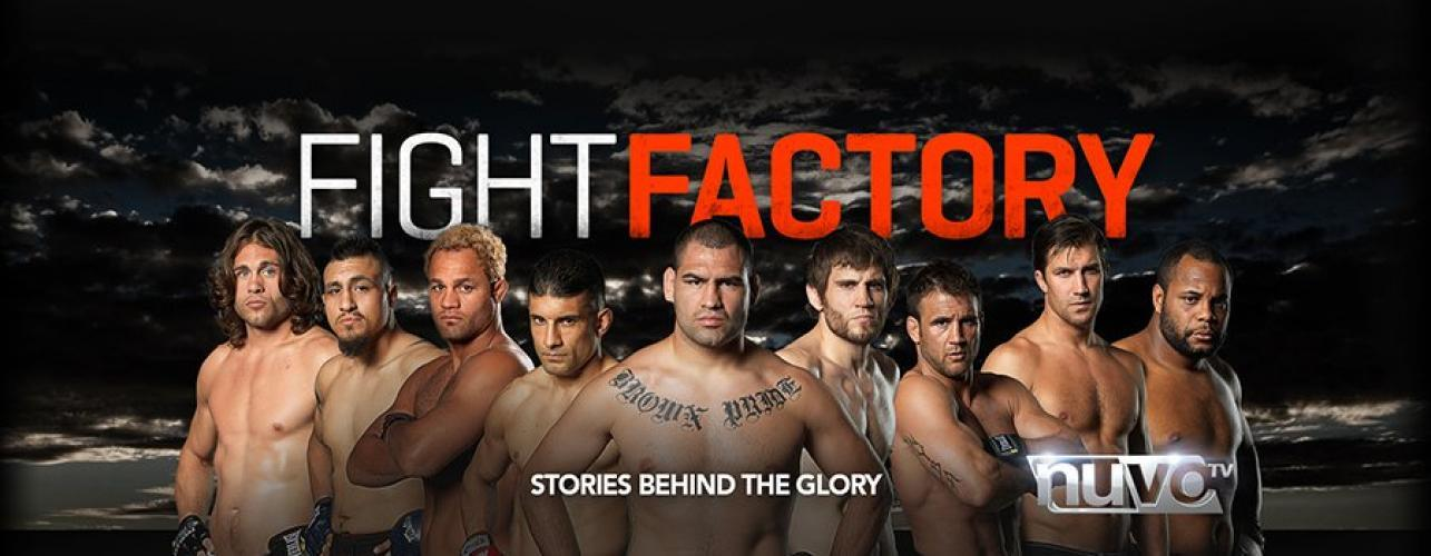 Fight Factory next episode air date poster