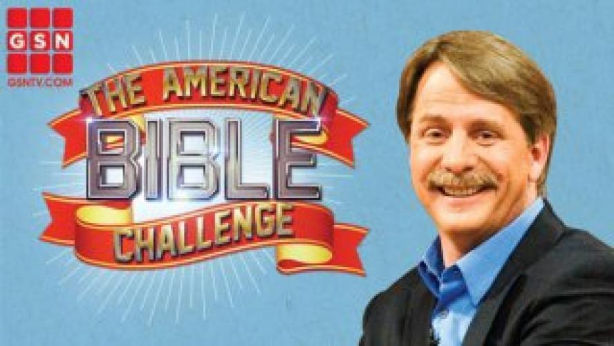The American Bible Challenge next episode air date poster
