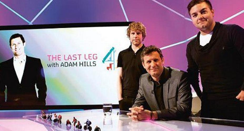 The Last Leg next episode air date poster