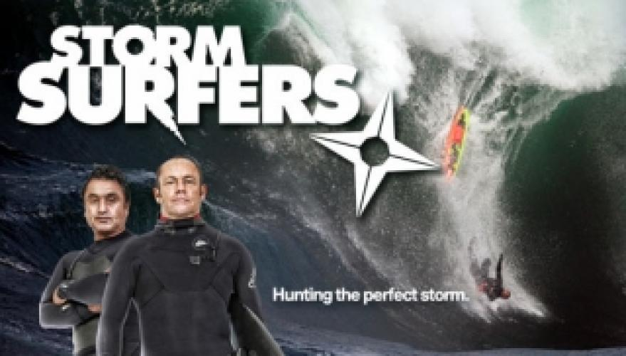 Storm Surfers next episode air date poster