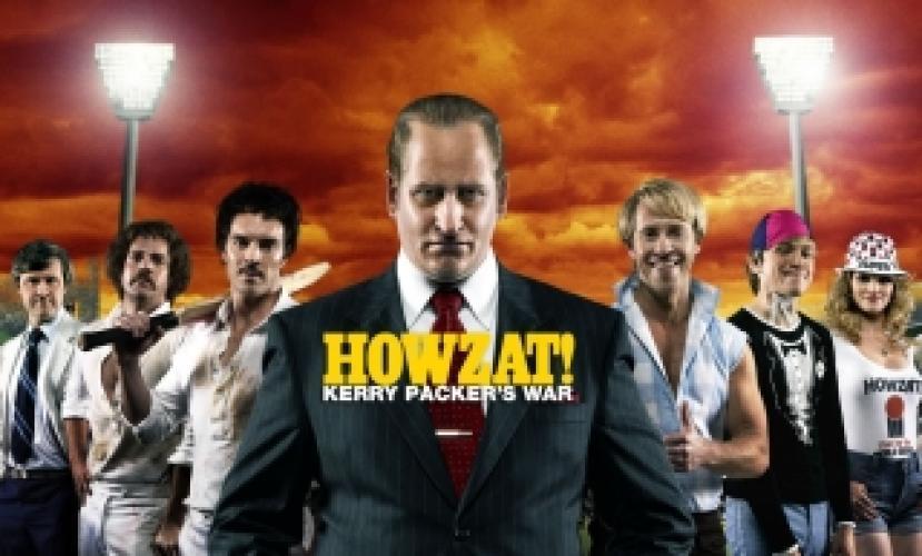 Howzat! Kerry Packer's War next episode air date poster