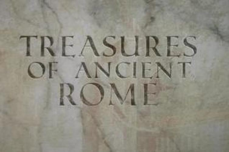 Treasures of Ancient Rome next episode air date poster