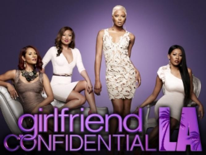 Girlfriend Confidential: LA next episode air date poster