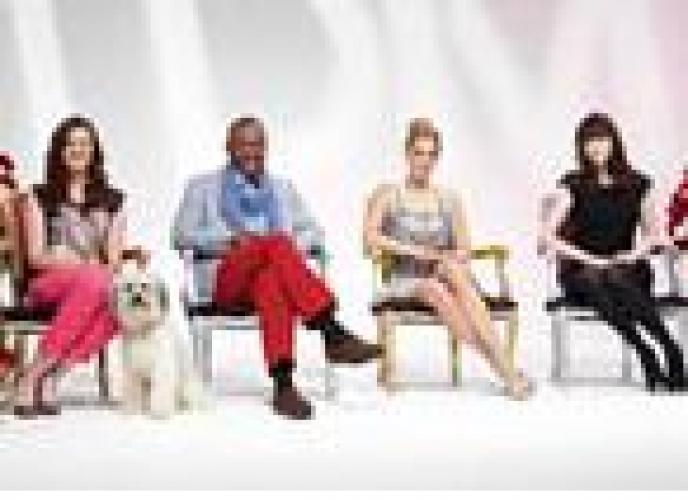 Top Dog Model next episode air date poster