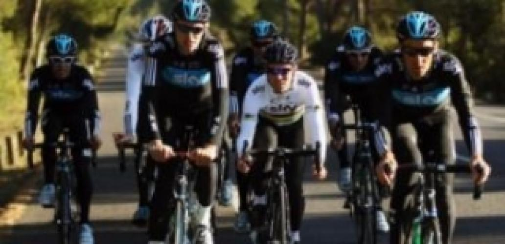 British Cycling: Road to Glory next episode air date poster