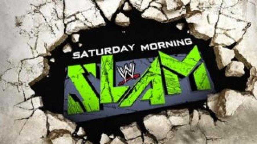 WWE Saturday Morning Slam next episode air date poster