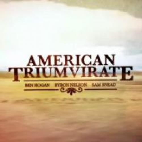 American Triumvirate next episode air date poster