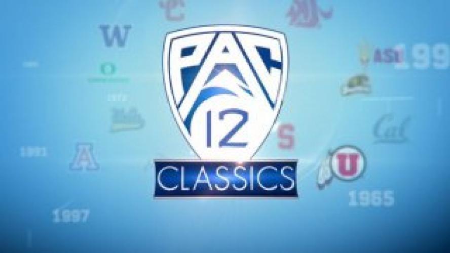 Pac-12 Classics next episode air date poster