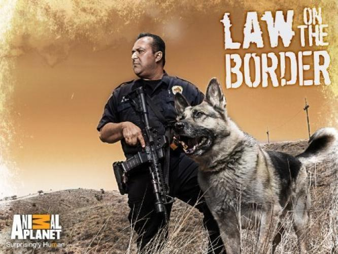 Law on the Border next episode air date poster