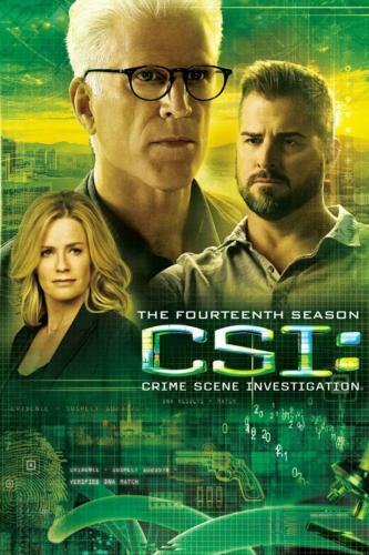 CSI: Crime Scene Investigation next episode air date poster