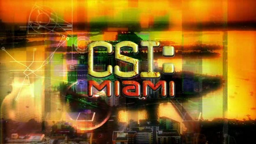 CSI: Miami next episode air date poster