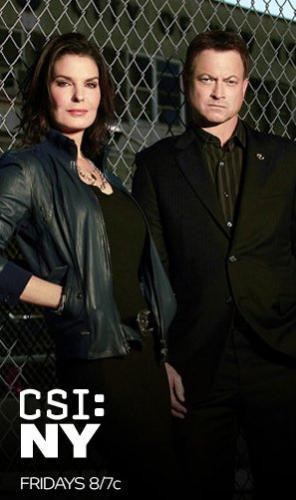 CSI: NY next episode air date poster