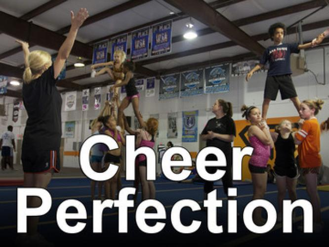 Cheer Perfection next episode air date poster