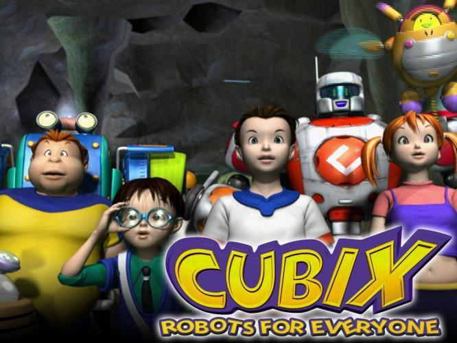 Cubix next episode air date poster