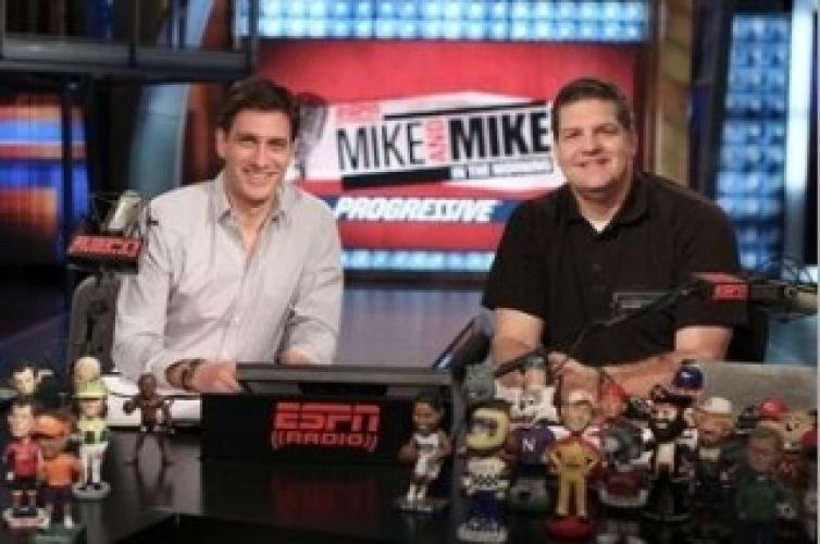 Mike & Mike's Best of the NFL next episode air date poster