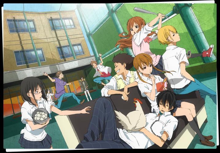 Tonari no Kaibutsu-kun next episode air date poster