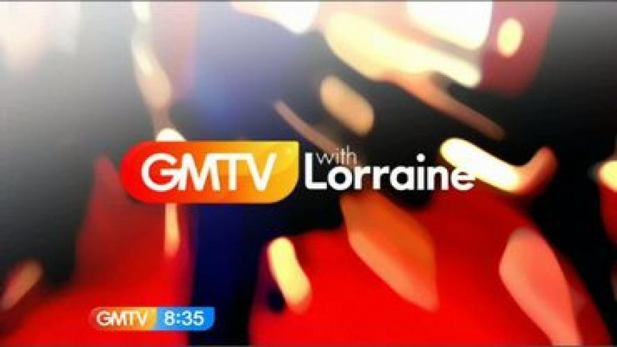 GMTV with Lorraine next episode air date poster