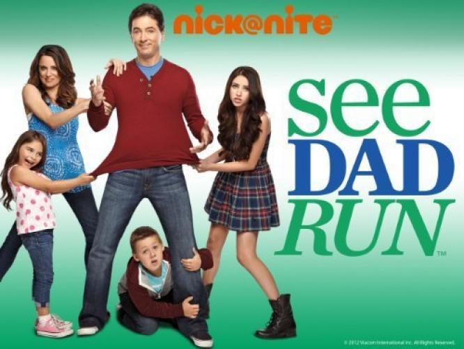 See Dad Run next episode air date poster