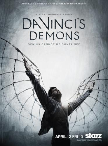 Da Vinci's Demons next episode air date poster