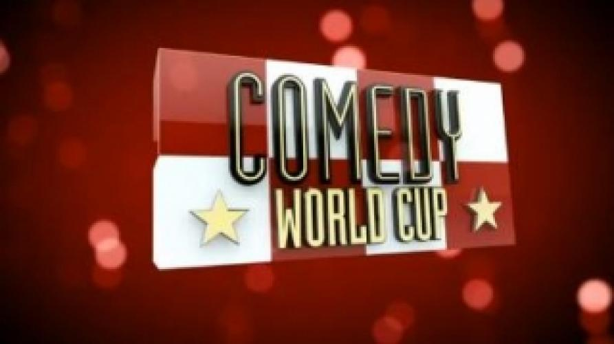 Comedy World Cup next episode air date poster