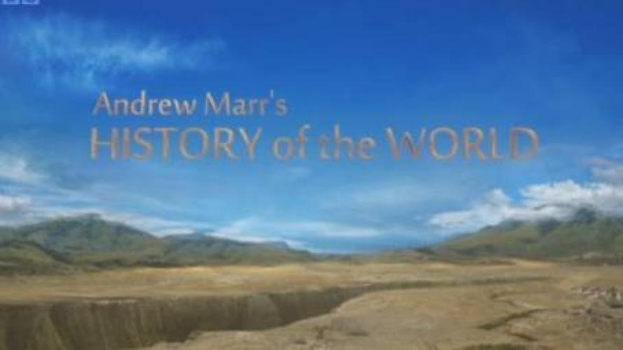 Andrew Marr's History of the World next episode air date poster