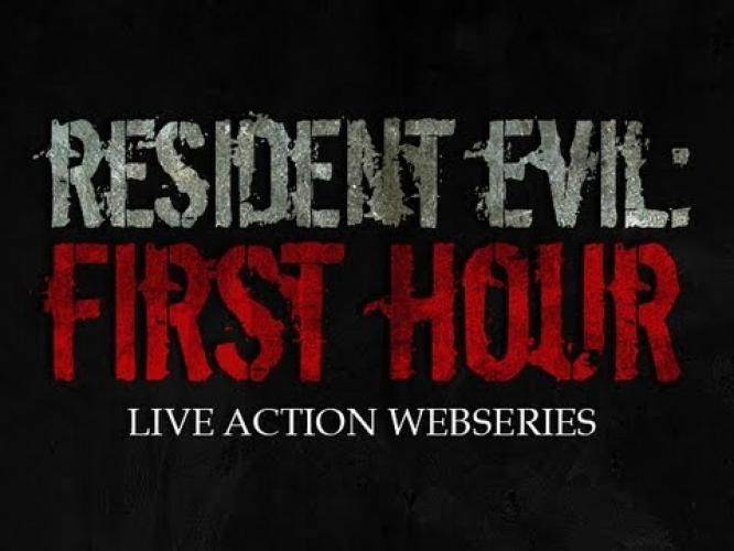 Resident Evil: First Hour next episode air date poster