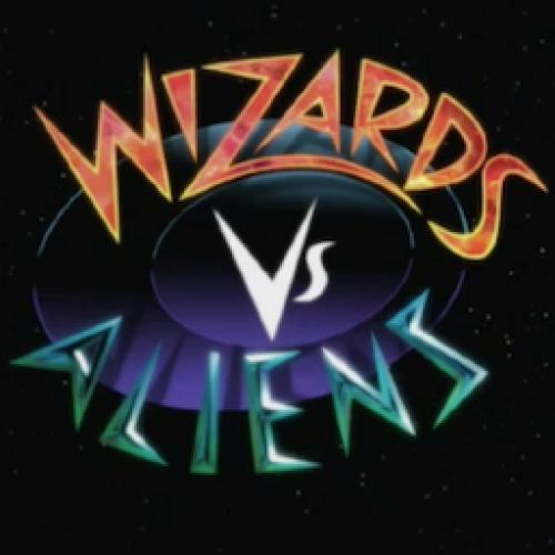 Wizards vs Aliens next episode air date poster