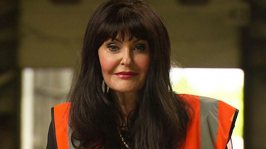 Hilary Devey's Women At The Top next episode air date poster