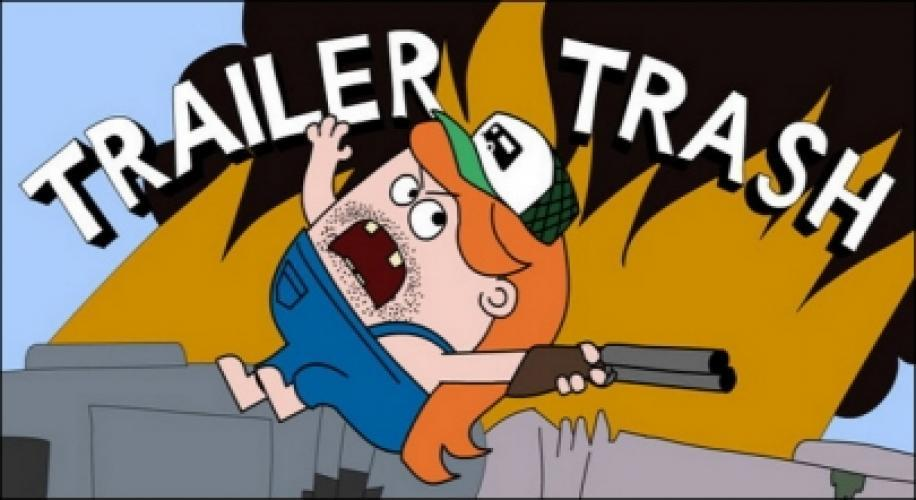 Trailer Trash next episode air date poster
