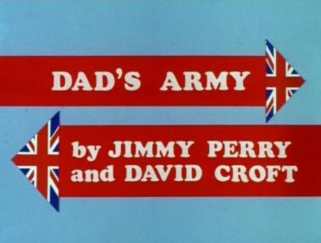 Dad's Army next episode air date poster