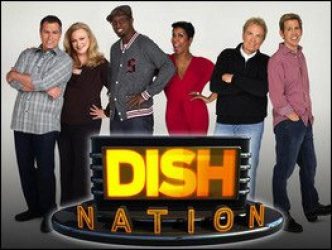 Dish Nation next episode air date poster