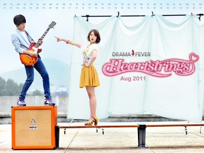 Heartstrings (You've Fallen for Me) next episode air date poster
