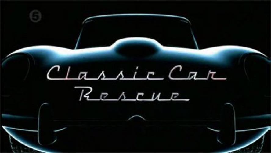 Classic Car Rescue next episode air date poster