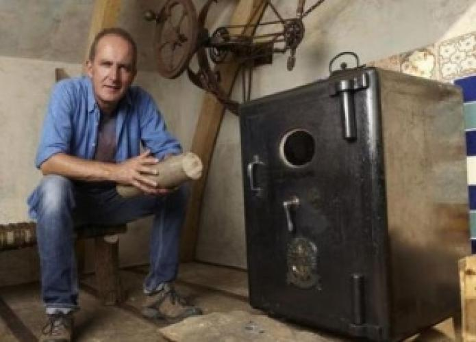 Kevin McCloud's Man Made Home next episode air date poster