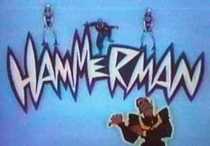 Hammerman next episode air date poster