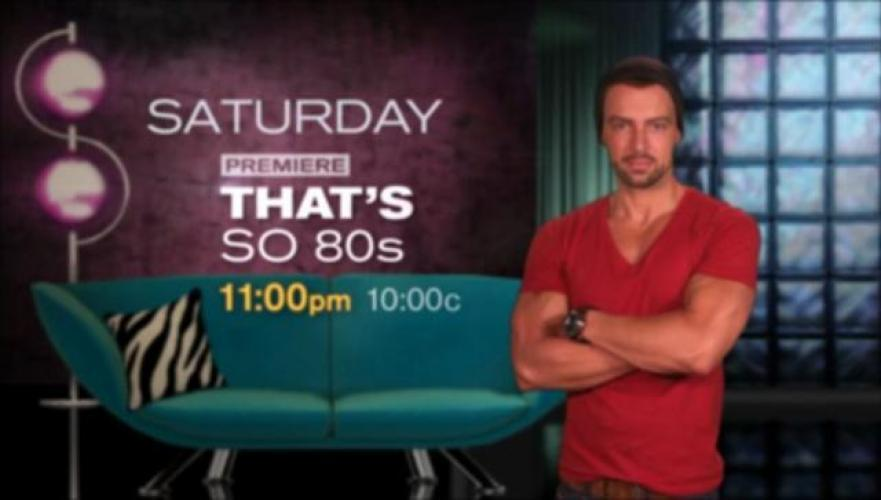 That's So '80s next episode air date poster