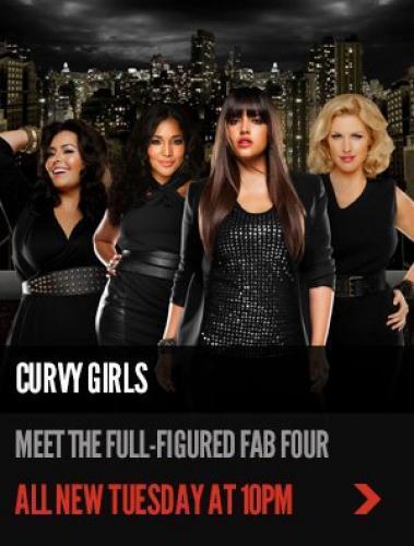 Curvy Girls next episode air date poster