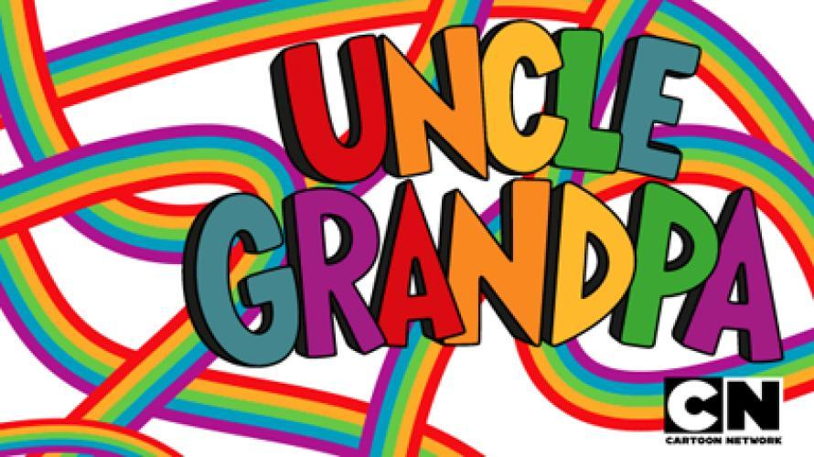 Uncle Grandpa next episode air date poster