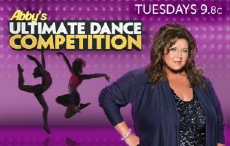 Abby's Ultimate Dance Competition next episode air date poster