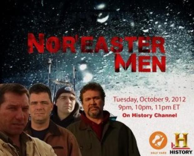 Nor' Easter Men next episode air date poster