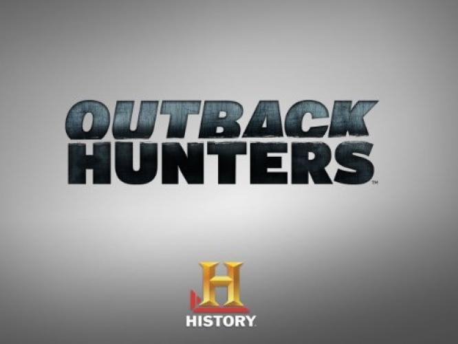 Outback Hunters next episode air date poster